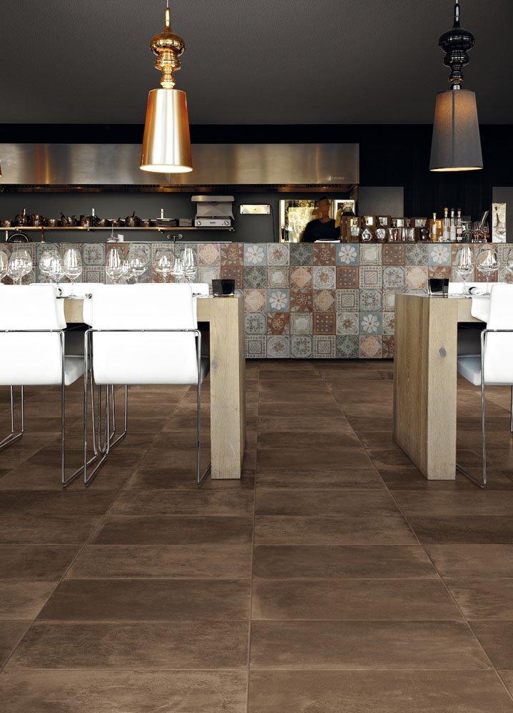 Collezione memory mood pavimenti e rivestimenti panaria - Rivestimenti alternativi cucina ...